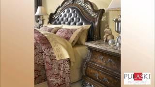 Birkhaven Sleigh Bed Bedroom Set By Pulaski Furniture, 991