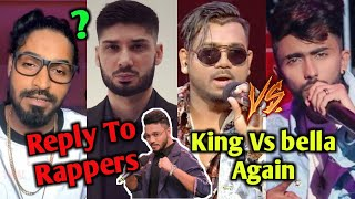 Emiway Indirectly Talking about Kr$na and Raftaar | King Vs Bella Again, Reason !