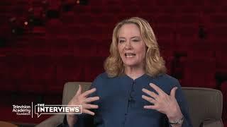 Cybill Shepherd on reading reviews - TelevisionAcademy.com/Interviews