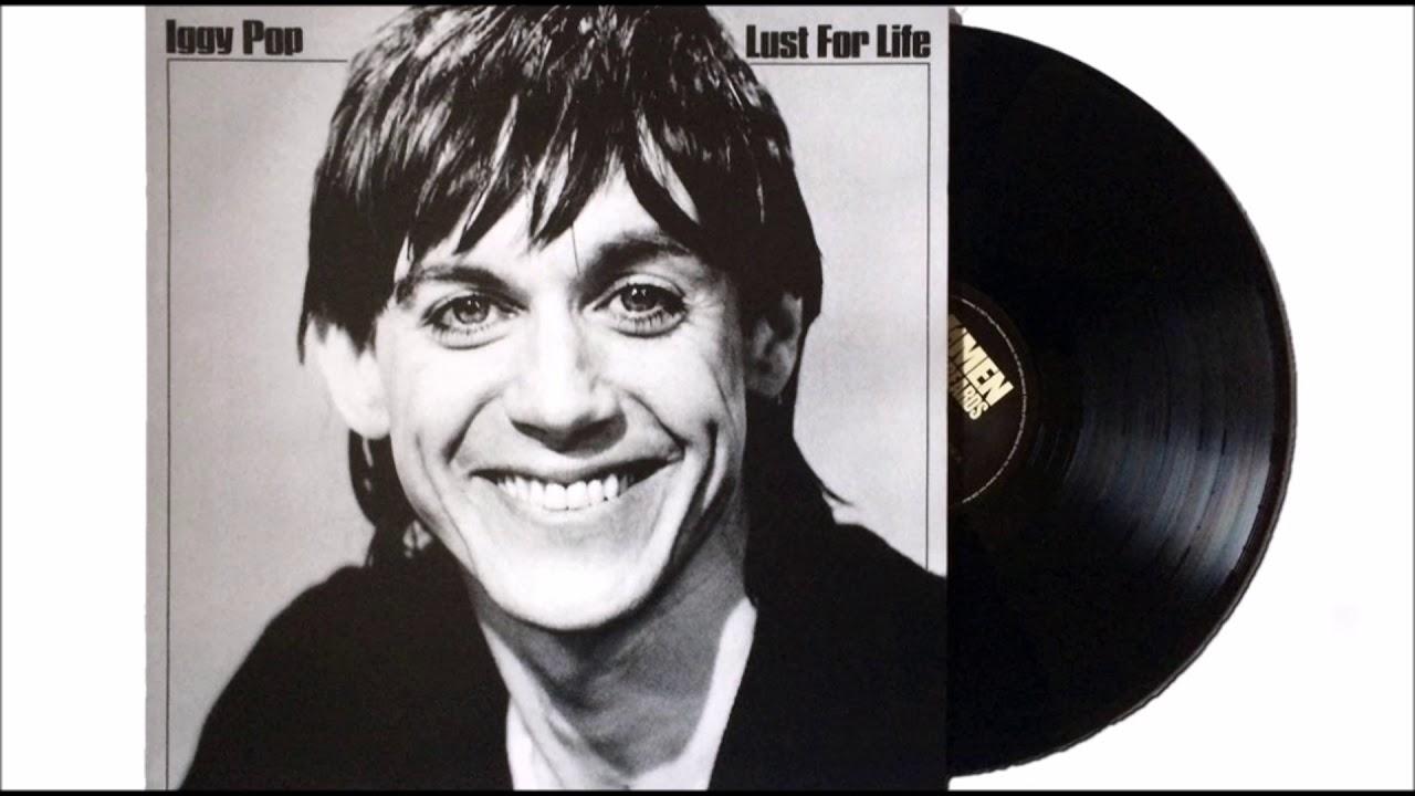 Iggy Pop Album Covers Delightful iggy pop - lust for life - youtube