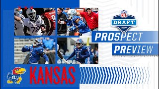 2020 NFL Draft Prospect Preview - Kansas