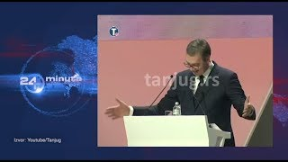 PRESIDENT VUCIC TALKS ABOUT SERBIAN DREAM (WITH ENGLISH SUBTITLES) Srpski san | ep182deo02
