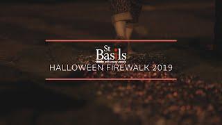St Basils: Halloween Firewalk 2019