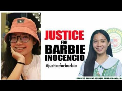 PART1 Barbie Inocencio Case ina Ng Biktima May Kinalaman Nga Ba Sa Kanyang Pag Panaw? 