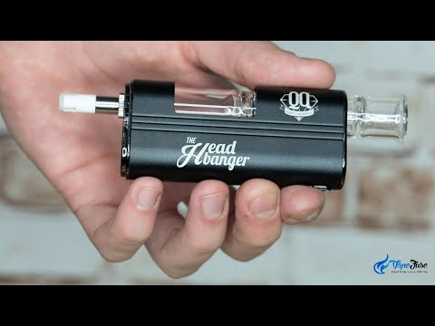 Airistech Headbanger 2-in-1 Quartz Cell Wax Vape Review | VapeFuse