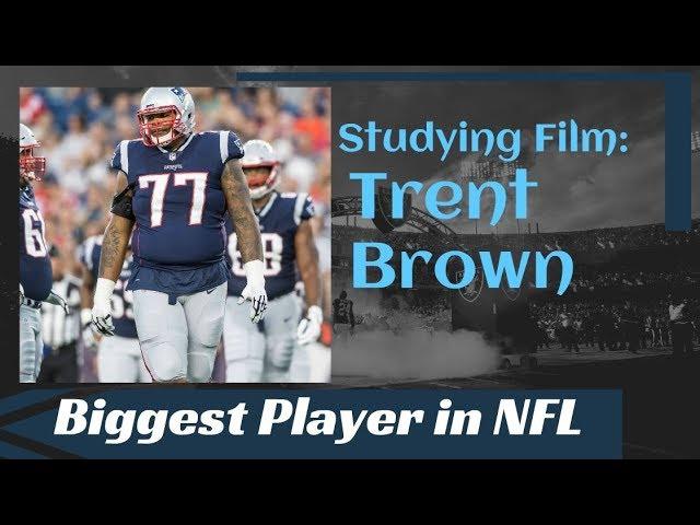 Trent Brown NFL Jerseys