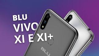 BLU Vivo XI e XI+ [Hands-on]