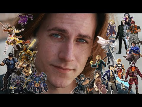 "The Many Voices of ""Matthew Mercer"" In Video Games"