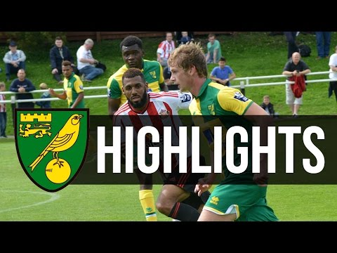 HIGHLIGHTS: Sunderland U21s 3 - 1 Norwich City