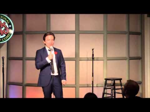 Graham Chittenden Comedian - Live 2013