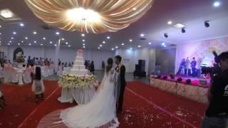 Свадьба в Сиануквиле, Камбоджа