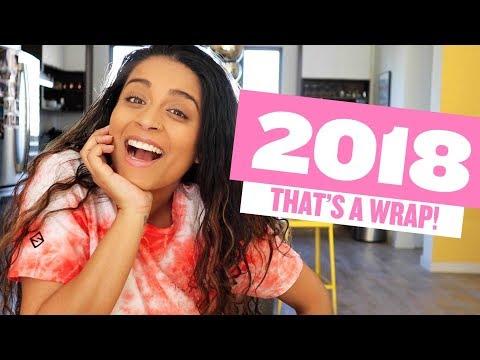 Lilly Singh Rewind 2018 (ft. Team Super)