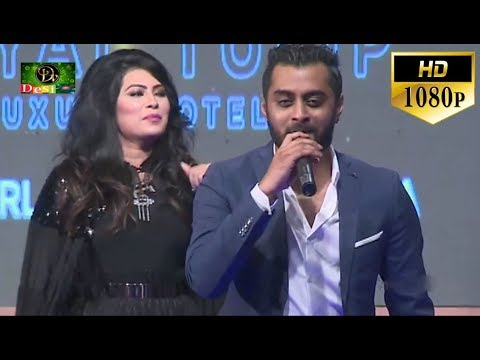 Hridoy Khan & Prottoy Khan Ntv  Live Performance || Miss World Bangladesh 2017