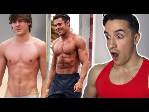 Thumbnail: LES TRANSFORMATIONS LES PLUS EXTREMES D'ACTEURS !!