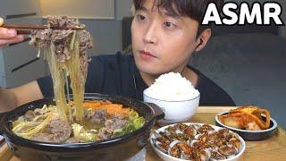[와차밥 Wife Cooking] 소불고기전골 꼬막무침…