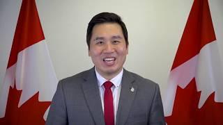 MP Shaun Chen - Greetings on Holi - Mar 1, 2018