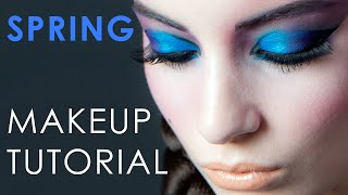 Make-Up Atelier Paris: Make Up Tutorial - Printemps Thumbnail