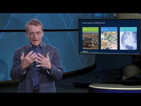 VForum Online Spring 2019: Pat Gelsinger Keynote