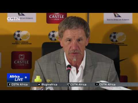 Bafana's new coach Stuart Baxter names squad to face Nigeria next month