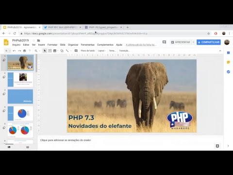 Vídeo no Youtube: #24 CEL Live   PHP 7.3: Novidades do Elefante por Lucas Vieira