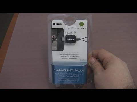 D-Link Android Digital TV Tuner (DSM-T100)