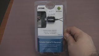 d link android digital tv tuner dsm t100