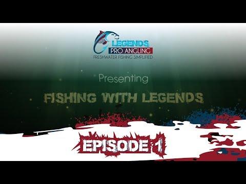 Fishing With Legends Episode 1- Schoemansdrift Vaal River