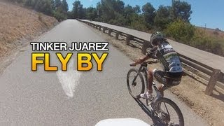 Tinker Juarez Fly By