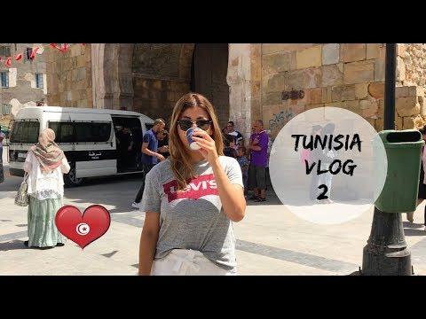 Tunisia Vlog 2 - Sale in Tunisia & more Shopping   | LaMarwa