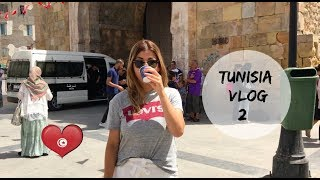 Tunisia Vlog 2 - Sale in Tunisia & more Shopping   | LaMarwa