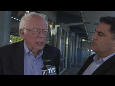 Cenk Interviews Bernie Sanders On Campaign Finance Reform