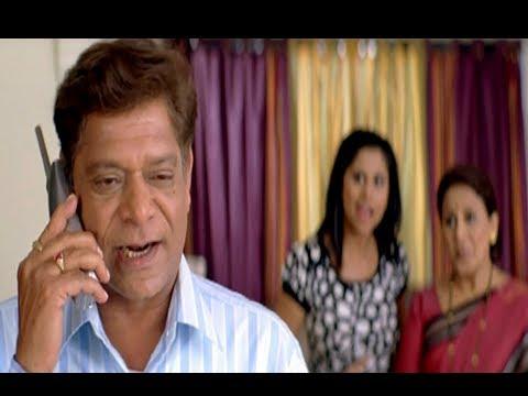 Lakhat Ek Jawai Milala Ahe Tumhala - Be Dune Sade Char - Sanjay Narvekar, Mohan Joshi - Comedy Scene