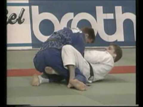 Judo: Mark Huizinga: EK 1994