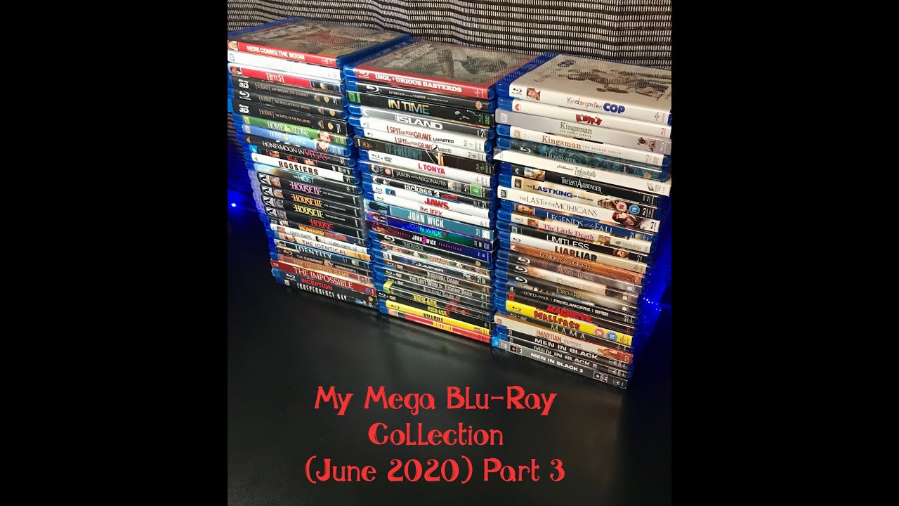 Download My Mega Blu Ray Collection June 2020 Part 3 (Over 700 Titles)