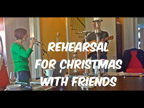 Heather Rankin: In Rehearsal for Christmas with Friends