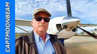 FLYING THE CESSNA CARAVAN, In Flight Cockpit Tour, Pilot Vlog