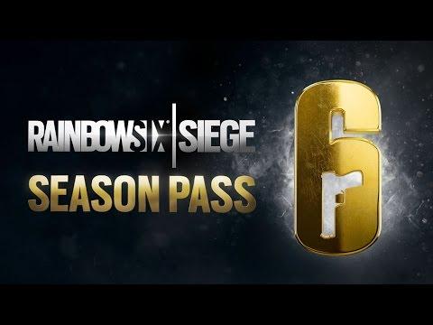 Tout savoir sur les Season Pass de Rainbow Six Siege