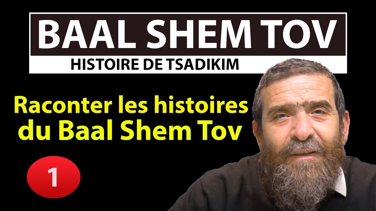 HISTOIRE DE TSADIKIM