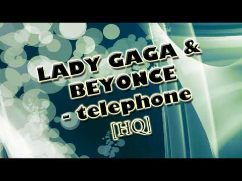 LADY GAGA & BEYONCE - telephone [HD]