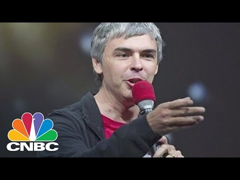 Larry Page May Be Investing In Flying Cars | Tech Bet | CNBC