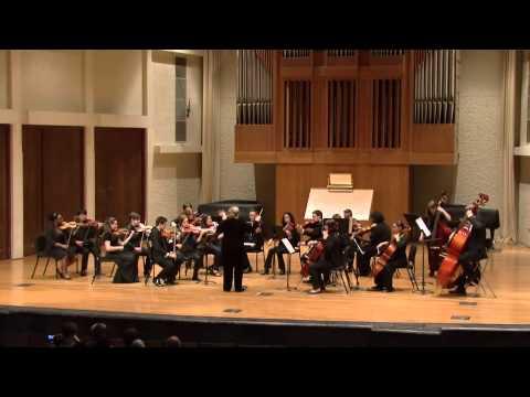 Janacek - Idyll for string orchestra, JW 6/3 1878