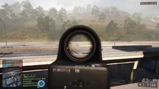 They Said I Hacked. xD (Battlefield 4 Gameplay/Commentary)