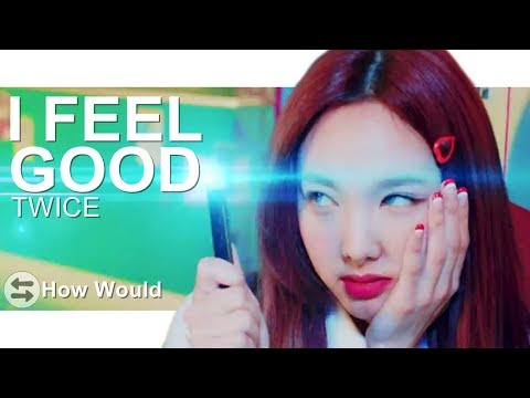 """How Would Twice Sing """"I Feel Good"""" by EXID   Line Distributions"""