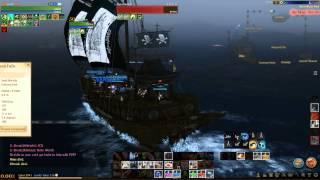 Grit/PRX vs Catalyst/Gank Bus Galleon Fight