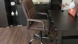 Видео презентация кресла Рио(механизм качания с фиксацией в одном (горизонтальном) положении; - спинка неподвижна относительно сиденья;..., 2010-11-30T15:38:45.000Z)