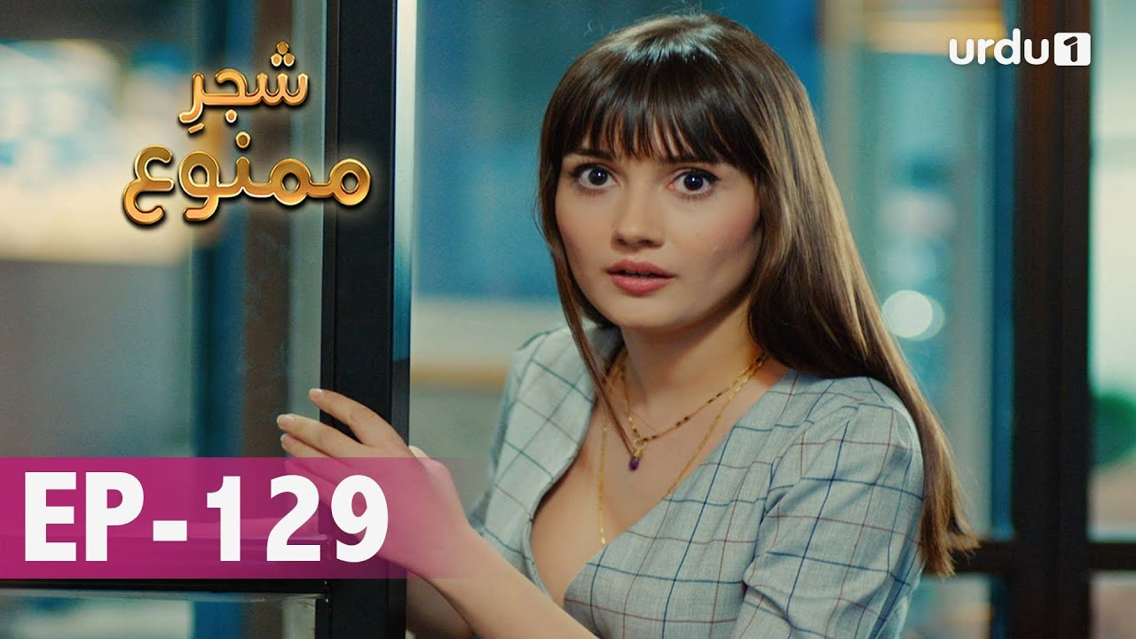 Download Shajar-e-Mamnu   Episode 129   Turkish Drama    Forbidden Fruit   Urdu Dubbing   08 June 2021