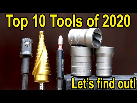 Top 10 Tools in 2020? Let's find out!