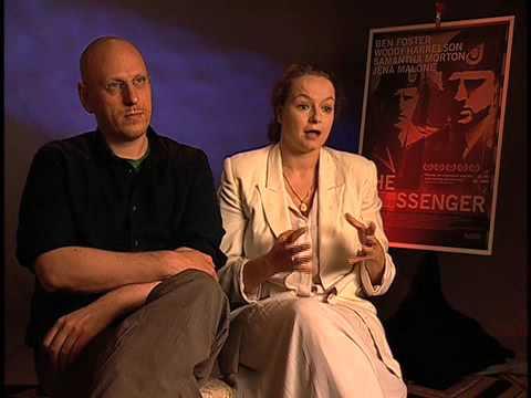 "Samantha morton and oren moverman on ""The Messenger"