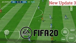 [502 MB] FIFA 20 Mod FIFA 14 Android Offline New Faces, Transfer Best Graphic #fifa19android update3