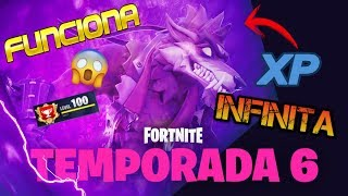 How to have XP (experience) infinite in Fortnite, get lobuno and calamity to the maximum